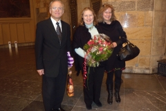 2010 Aachener Kammer Orchester. In Aachen with conductor Reinmar Nauner and Christiane Menke 1st Flute Oper Koln