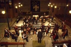 2010 Aachener Kammer Orchester. In Koln Gross St. Martin Kirche