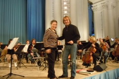 2011 The State Hermitage Symphony Orchestra With Fabio Mastrangelo