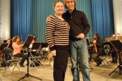 2011 The State Hermitage Symphony Orchestra With conductor Fabio Mastrangelo