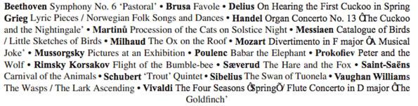 beethoven symphony Goldfinch elisabettabrusa